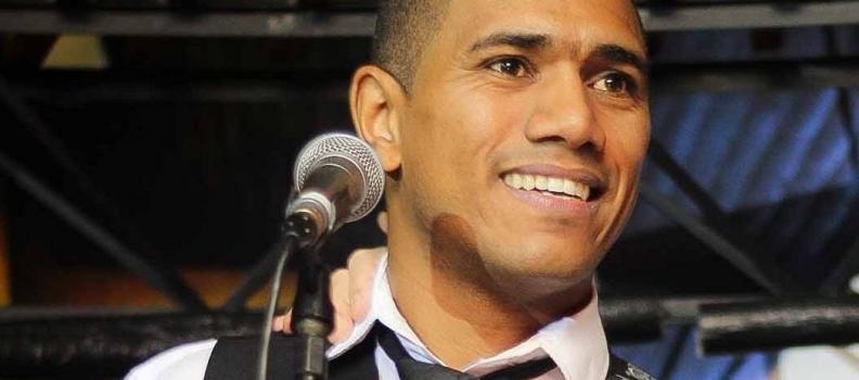 Édy Carlos será atração na Semana da Consciência Negra da FHGV
