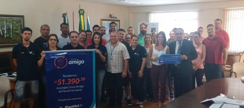 Hospital Tramandaí recebe nova verba do projeto Troco Amigo