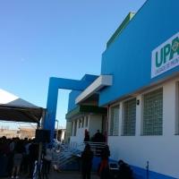 Nova UPA de Sapucaia será aberta ao público nesta sexta-feira 23