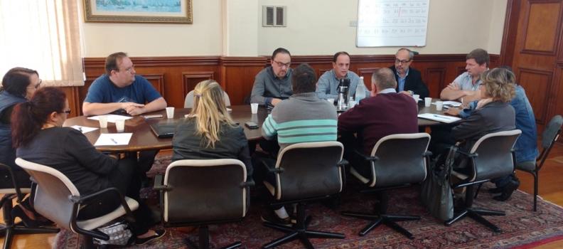 Fundação participa de reunião sobre acordo coletivo em Tramandaí