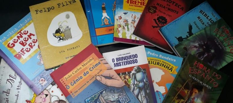 Livros infantis são atração na Pediatria do HMGV