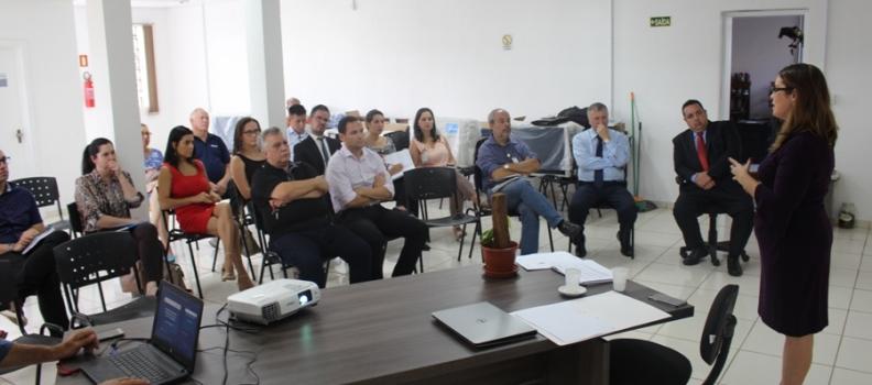 FHGV promove palestra sobre a Reforma Trabalhista e o Impacto na Administração Pública