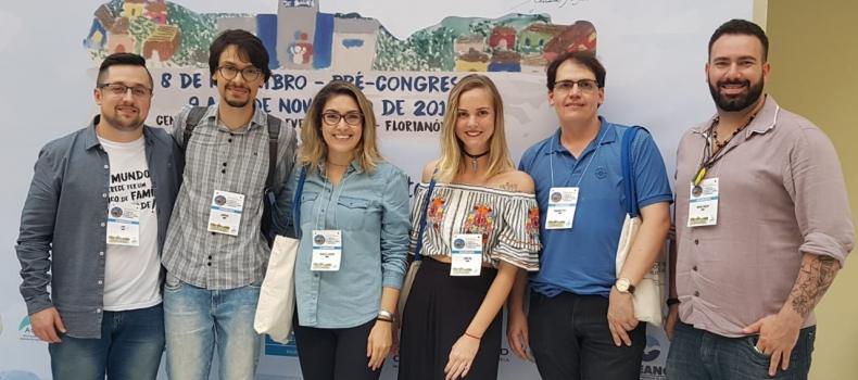 Congresso de Medicina em Florianópolis recebe presença de residentes da FHGV