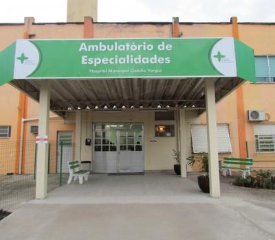 Ambulatório de Especialidades