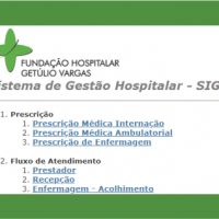 Disponibilizados novos links para os Manuais de Assistência da FHGV