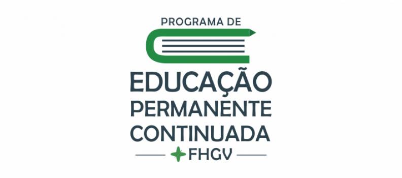 Próximo curso do Programa de Educação Permanente e Continuada ocorre nesta quarta-feira