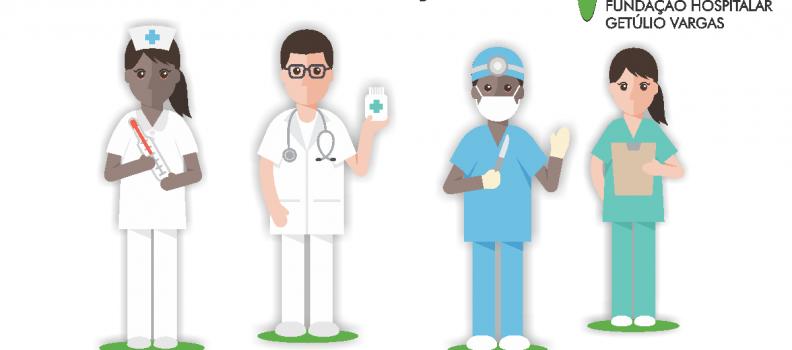 Chapas para eleição da 1ª Comissão de Ética em Enfermagem do HMGV já estão definidas
