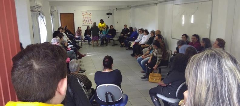 GRATO faz reunião mensal abordando o Setembro Amarelo