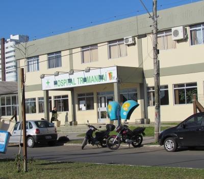 Fachada Hospital Tramandaí 2