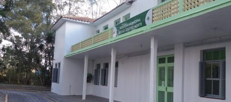 NOTA SOBRE ENCERRAMENTO DE CONTRATO DO HOSPITAL MUNICIPAL DE SÃO JOSÉ DO NORTE
