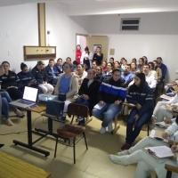 Hospital de Tramandaí recebe treinamento sobre AVC pelo Projeto Angels
