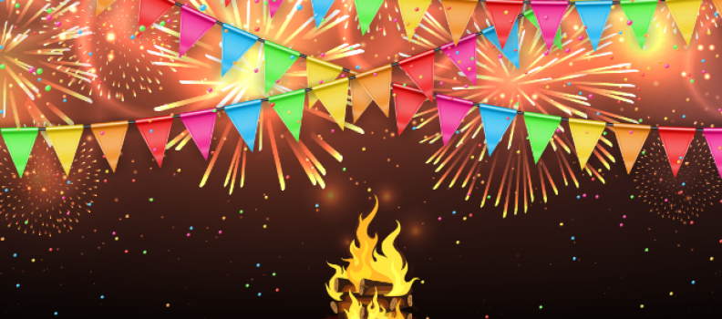 Durante as festas juninas, Emergências recebem ainda mais queimados
