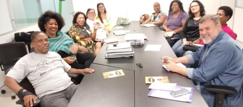 Membros da CEPPIR fazem visita ao Grupo Hospitalar Conceição