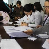 Clisam realiza reunião de planejamento familiar do mês de agosto