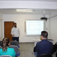 Funcionários da FHGV conhecem projeto de Gestão de Competência