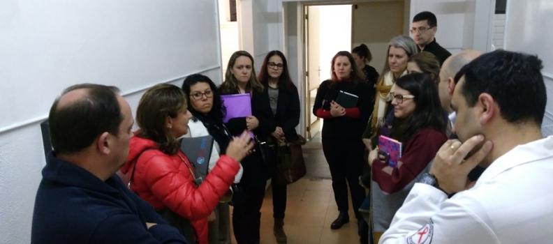 Representantes da Unisinos fazem nova visita ao HMGV