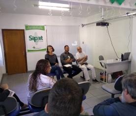 Semana de Prevenção a Acidentes de Trabalho do HMGV e da UPA Sapucaia encerra com avaliação positiva