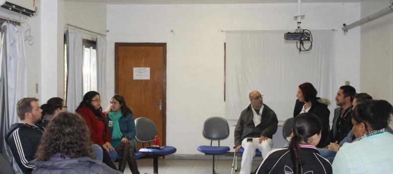 Realizada mais uma reunião para criação da Comissão dos Direitos Humanos da FHGV