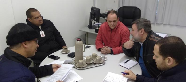 Fundação dialoga com Sindisaúde-RS