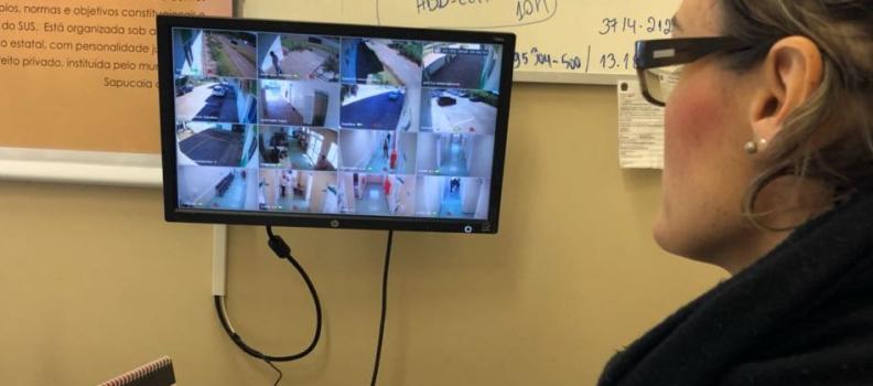 Videomonitoramento aperfeiçoa atendimento e segurança na UPA de Lajeado