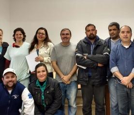 Eleição define novos membros da CIPA no Hospital Tramandaí