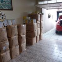 HMGV recebe doação de materiais hospitalares