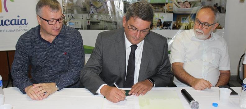 Prefeitura de Sapucaia fará repasses mensais de R$1,5 milhão para Hospital Getúlio Vargas