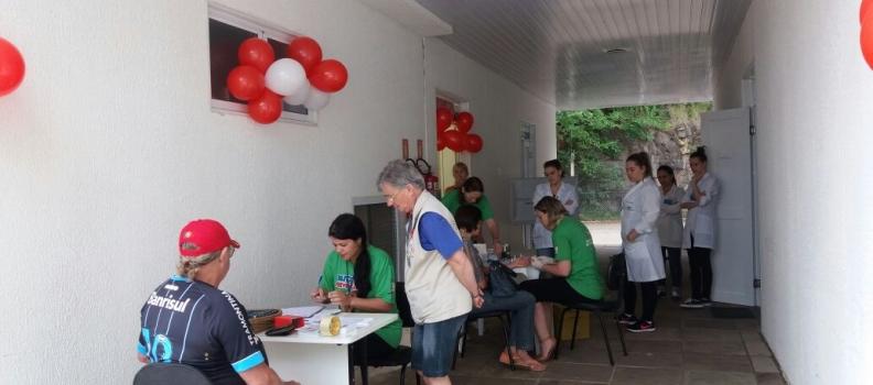 UPA de Lajeado tem atividade alusiva à luta contra a AIDS