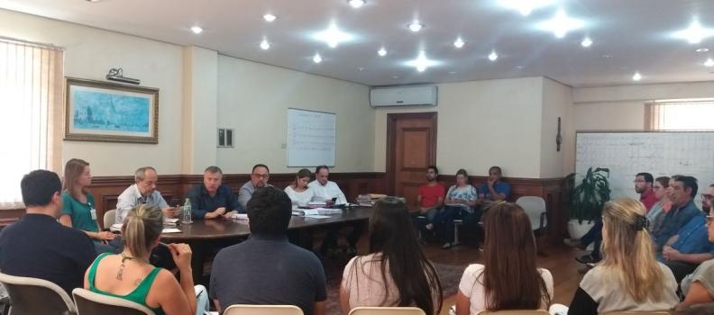 Direção Executiva da FHGV apresenta novas diretrizes de gestão em Tramandaí