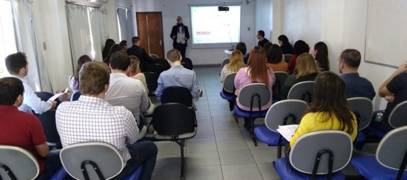 Novos profissionais de saúde da FHGV participam de módulo de integração