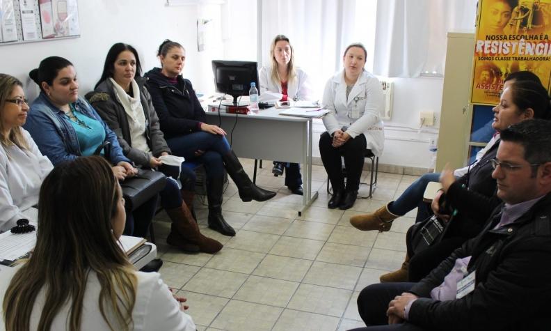 GOCA orienta familiares de pacientes após alta hospitalar