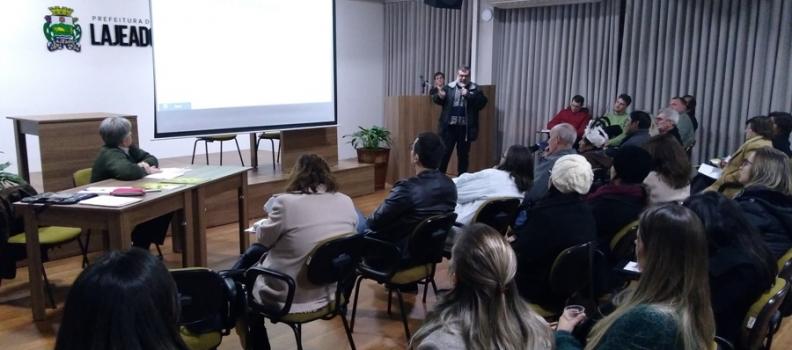 FHGV apresenta proposta para criação do Conselho Gestor da UPA de Lajeado