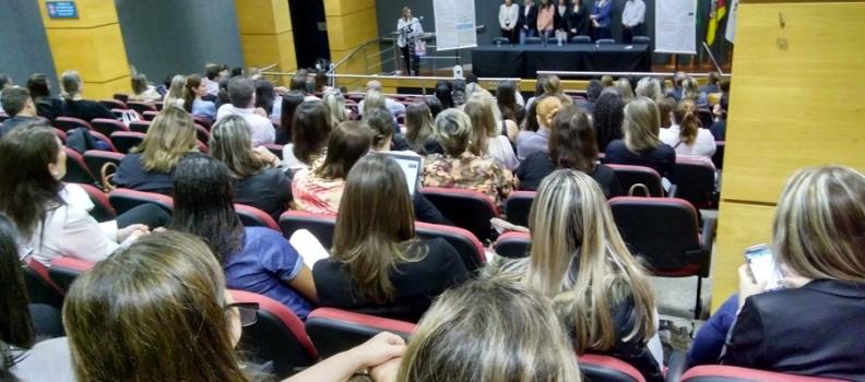 Representantes da FHGV apresentam projetos aplicativos em curso promovido pelo Hospital Sírio Libanês