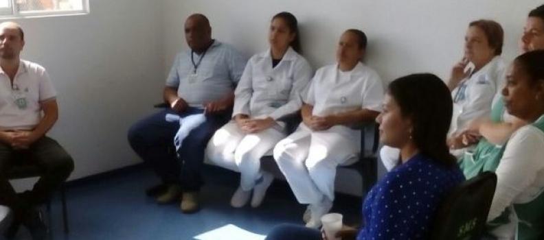 UPA Viamão realiza oficina sobre Depressão no Trabalho