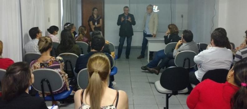 Núcleo Médico de Sapucaia do Sul reúne-se na FHGV