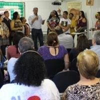 Dia da Consciência Negra na FHGV é marcado por criação da CEPPIR, palestra, oficina de bonecas e atração cultural