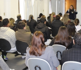 Trabalhadores da FHGV participam de Módulo II de Integração