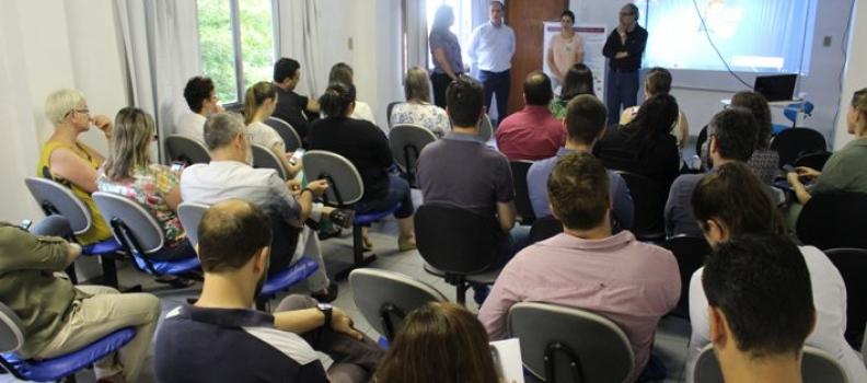 Profissionais da FHGV apresentam Projetos Aplicativos dos Cursos promovidos pelo Hospital Sírio Libanês