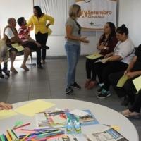 Setembro Amarelo é tema de reunião do GRATO do HMGV