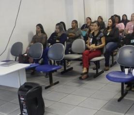 CEPPIR encerra o Mês da Mulher com palestras de saúde