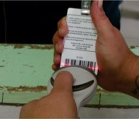 Refeitório do Hospital de São José do Norte adota acesso informatizado