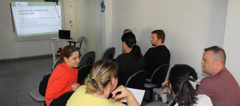 Trabalhadores da FHGV participam do Módulo III de Integração