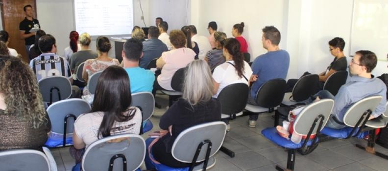 Trabalhadores da FHGV participam do Módulo I de Integração