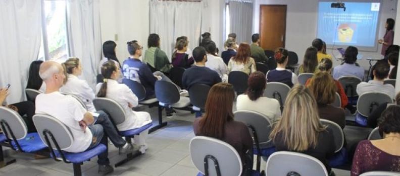 CIPA do HMGV promove palestra sobre o Dia Nacional de Prevenção de Acidentes