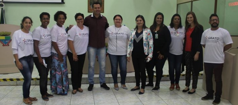 GRATO recebe homenagem na Câmara de Vereadores de Sapucaia do Sul