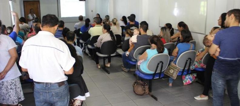 Clisam realiza mais uma reunião de planejamento familiar