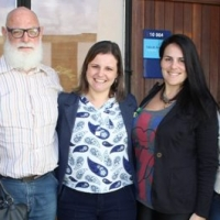Médicas da FHGV e da Secretaria Municipal de Saúde apresentam Projeto Aplicativo na Unisinos