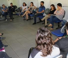 Oficina de Humanização reúne coordenadores das unidades da FHGV do Polo Sapucaia do Sul