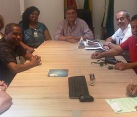 Prefeito Dr. Link é convidado para o lançamento da Comissão Especial de Promoção de Políticas da Igualdade Racial da FHGV