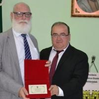 Juarez Verba recebe Título de Cidadão Sapucaiense